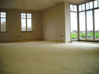 Geschuurde vloerisolatie is de ideale ondergrond voor vloerverwarming