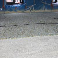 Akoestische matten op vloerisolatie